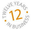 12 years in the recruitment business